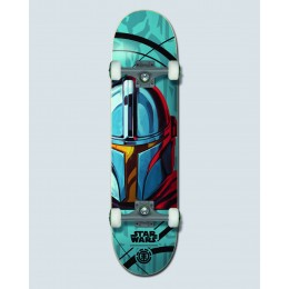 "Element Star Wars Mando 7,75"" skateboard completo"