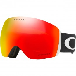 Oakley Flight Deck matte black prizm torch 2020 gafas de snowboard