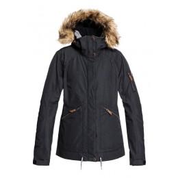 Roxy Meade kvj black 2020 chaqueta de snowboard de mujer
