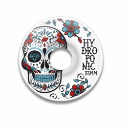 Hydroponic Mexican wheels turquesa 53mm Ruedas de skateboard