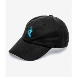 Santa Cruz Mini Hand black gorra
