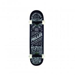 "Miller chalkboard 7.5"" skateboard completo"