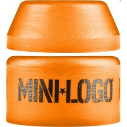 Mini logo medium orange bushings