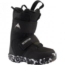 Burton Mini Grom Black 2020 Botas de Snowboard de niño