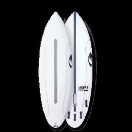 "Surftech  Sharp Eye Modern 2.5 DualCore 5.10"" 2021 tabla de surf"
