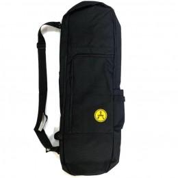 Arrow skate bag black mochila porta skateboard