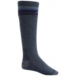 burton emblem mood indigo 2018 calcetines de snowboard