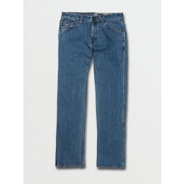 Volcom Modown mid marboled indigo 2021 pantalones