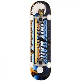 "Tony Hawk 180 moonscape 8"" skateboard completo"