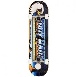 """Tony Hawk 180 moonscape 8"""" skateboard completo"""