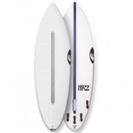 """Surftech Sharpeye Modern 2.5 Five-fin Fusion-E2 6.0"""" 2021 tabla de surf"""