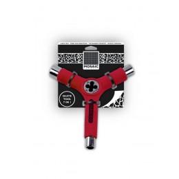 Mosaic Y Tool red herramienta skateboard