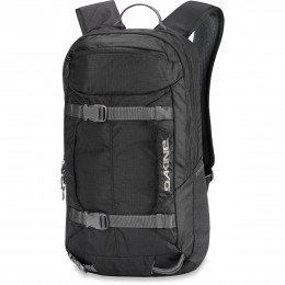 Dakine Mission 18L black 2021 mochila