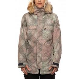 686 Dream insulated multi boho 2021 chaqueta de snowboard de mujer