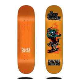 "Cruzade The Mutant Speedfreak 8.0"" tabla skateboard"