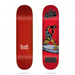 "Cruzade The Mutant Elbow 8.25"" tabla skateboard"