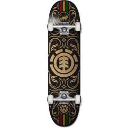 Element Naturalistic 7.75'' Skateboard completo