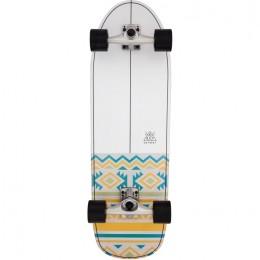 "D Street Navaho 10"" surfskate completo"