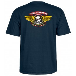 Powel Peralta Winged Ripper navy 2020 camiseta