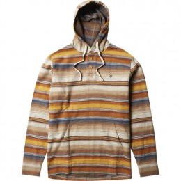 Vissla Buena vista popover dark sand 2021 camiseta