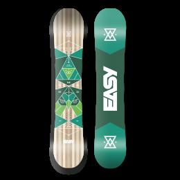 Easy Nomad  WIDE 2021 tabla de snowboard