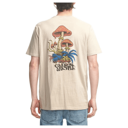 Globe Nature Walk cashew 2021 camiseta