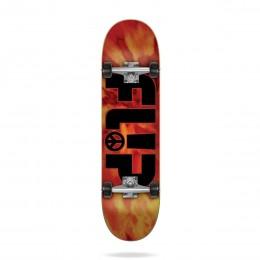 Jart Odyssey peace red 8.25 x 32.31'' Flip comp Skateboard completo