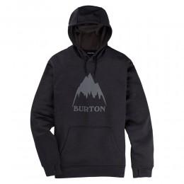 Burton Oak pullover true black heather 2021 sudadera técnica
