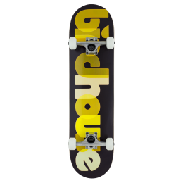 "Birdhouse Opacity orange 8,0"" skateboard completo"