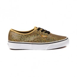 vans authentic glitter gold zapatillas mujer