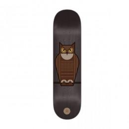 "Habitat Harper Mirtain Great Horned Owl 8.125"" Tabla de skate"