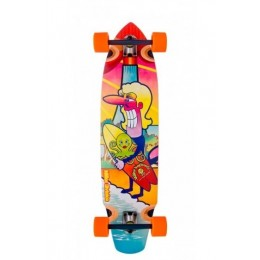 "Miller Paradise GB 37"" longboard completo"