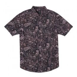 Rvca Tangier Paisley multi 2021 camisa