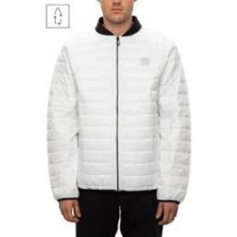686 Regulator puff white 2021 chaqueta térmica