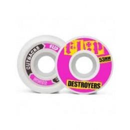Flip Cutback 53mm pink Ruedas de skateboard