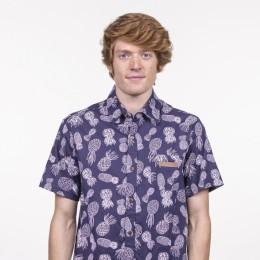 Hydroponic Dixon navy pineapples 2021 camisa