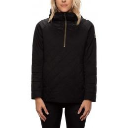 686 Primaloft Breeze anorak black 2021 chaqueta de snowboard