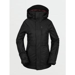 Volcom Pine 2L TDS black 2021 chaqueta de snowboard de mujer