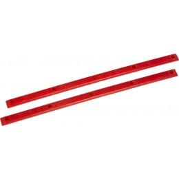 Pig rails red accesorio de skate