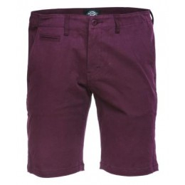 Dickies Palm Springs maroon 2018 bermudas