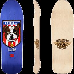 Powell Peralta Frankie Hill Bulldog 10'' Tabla de skate