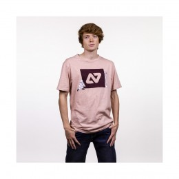 Hydroponic Pink chase rose cloud 2021 camiseta