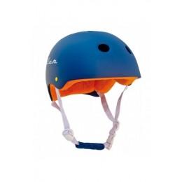 Miller Blue Casco de Skateboard