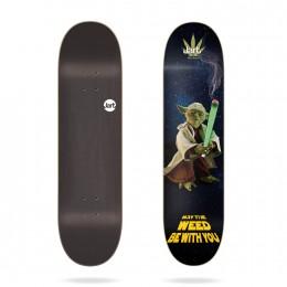"Jart Weed Nation ""Yoda"" 8.375"" Tabla de Skateboard"