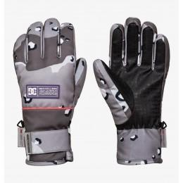 DC Franchise grape psd 2021 guantes de snowboard de mujer