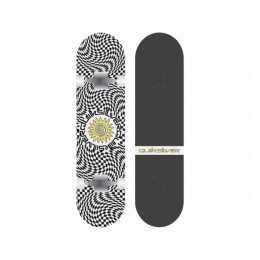 """Quiksilver Psyched 8,25"""" skateboard Completo"""