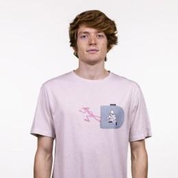 Hydroponic Pink Escape white 2021 camiseta