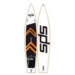 "SPS Hinchable Race Pro 14´ x 26´ x 6"" pack completo paddle surf"