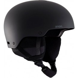 Anon Raider black 2019 casco de snowboard