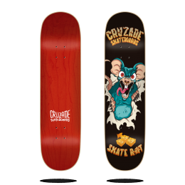 Cruzade Rat 8.25'' tabla Skate